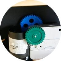 Time-Lapse Pinhole Cameras